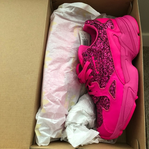 adidas Shoes | Adidas Falcon Shock Pink
